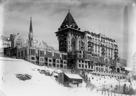 Jubiläum 2016: 120 Jahre Badrutt's Palace St. Moritz